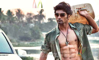 Atharvas Six Pack Abs For Eeti Tamil Movie News