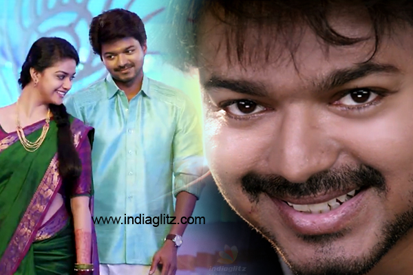 Details of song sung by Vijay in 'Bairavaa'