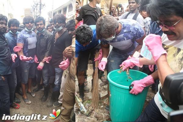 Nadigar Sangam Rescues Chennai