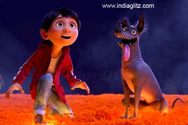 First Trailer For Disney/Pixar's 'Coco' Reveals The Land Of The Dead