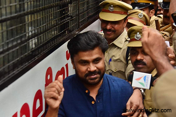 Manju Warrier Unhappy On Arrest Of Her Ex-Husband Dileep