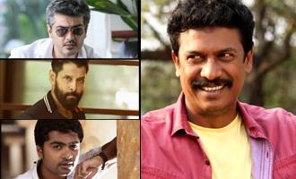 Samuthirakani next new movie Yemali directed by V Z Durai Mughavaree Thotti Jaya - Tamil Movie News