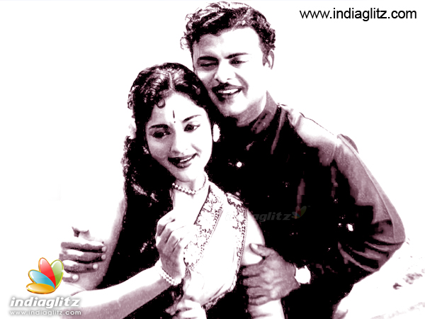 Kadhal Mannan Gemini Ganesan Fascinating Facts About The: Kollywood Superstars In Love