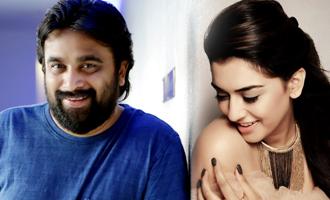 Hot actress Hansika Motwani in Sasikumar next new movie Pori Veeran - Tamil Movie News