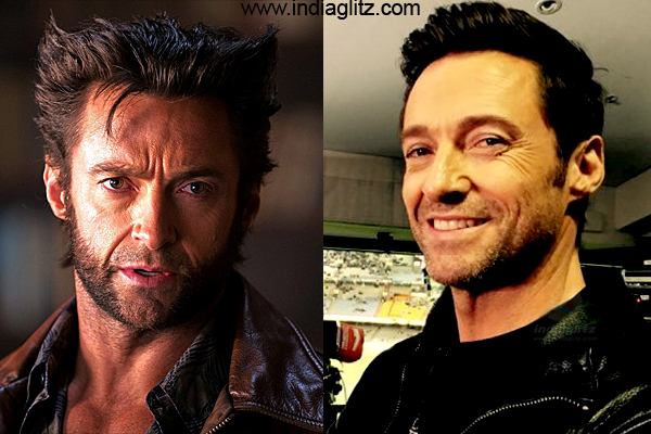 Hugh Jackman Shaves Off His 'Old Man Logan' Beard