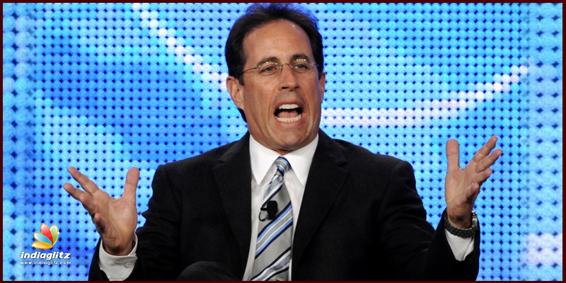 Lawsuit Claims Jerry Seinfeld Swiped Idea for