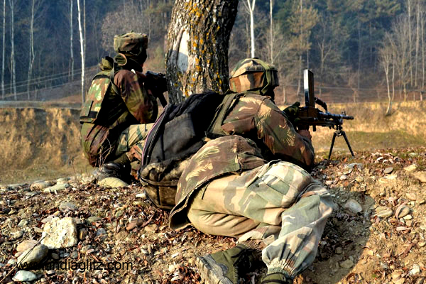 Top LeT commander, two civilians killed in Kashmir operation