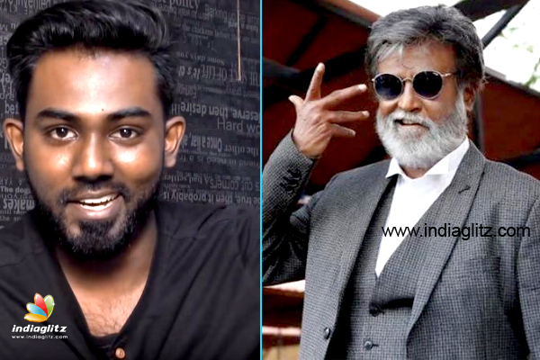 Tamil Film industry takes a cinematic 'flight'....Kabali style