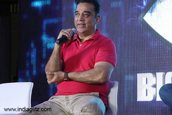 Actor Kamal Haasan to be Bigg Boss host in TN