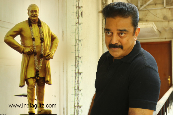 Kamal Haasan Tweets Against The Overnight Removal Of