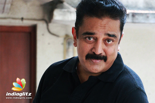 Kamal Haasan selected for Franch Chevalier Award