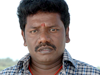 karunas comedy in darling movie