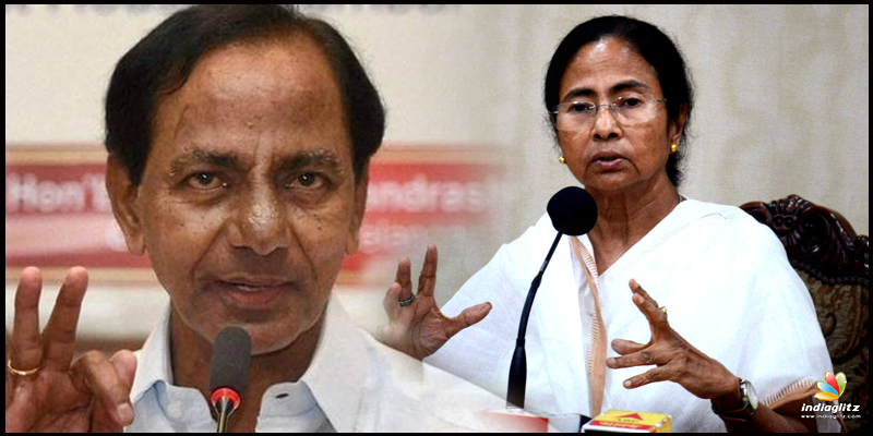 Mamata, KCR move to form federal front