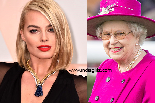 Margot Robbie to in talks to play Queen Elizabeth