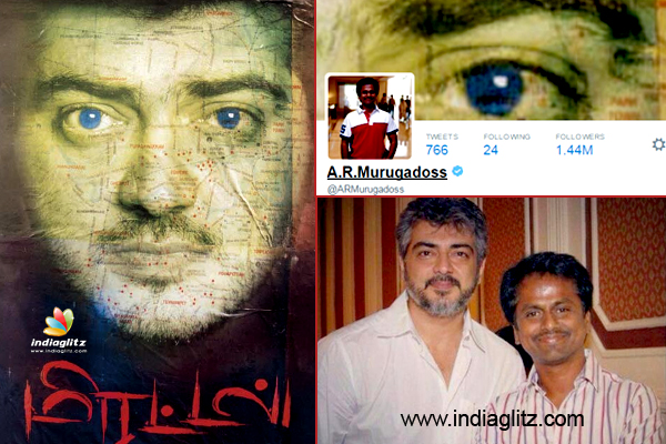 A.R.Murugadoss to revive 'Mirattal' with Ajith? - Tamil ...