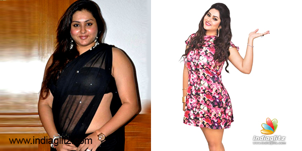 From an obese girl namitha turns a fitness ambassador tamil movie click here for namitha gallery thecheapjerseys Images