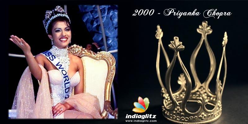 2000 - Priyanka Chopra
