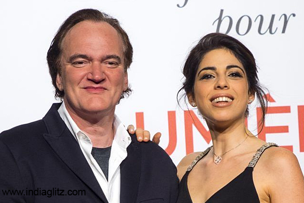 Congrats! Quentin Tarantino is engaged to longtime girlfriend