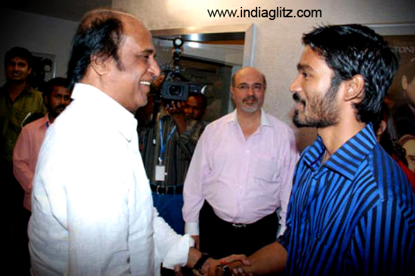 Rajinikanth-Ranjith combo under Dhanush's production soon