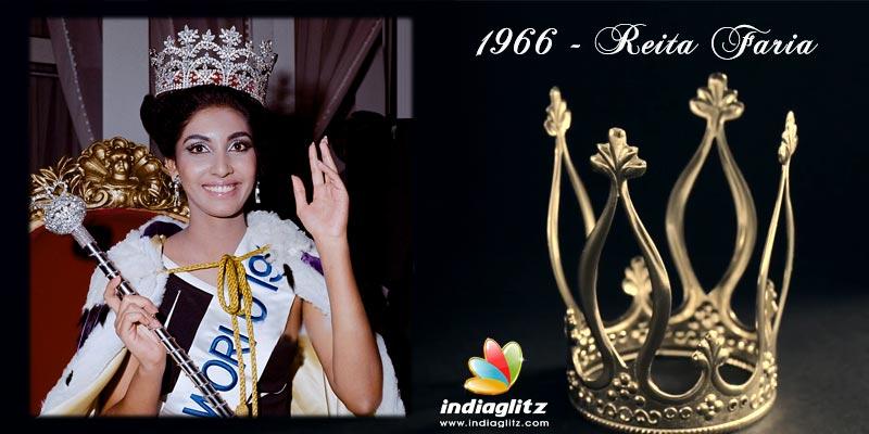 1966 - Reita Faria