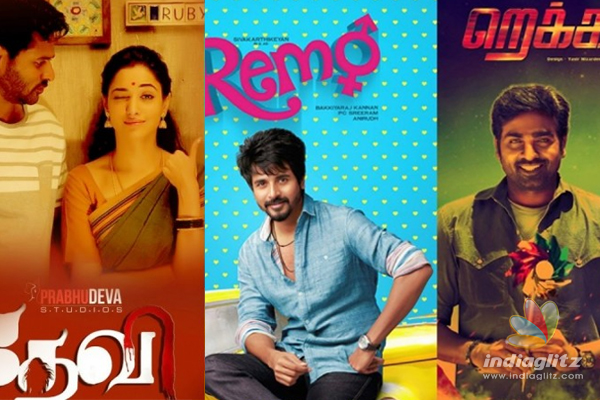 Remo Collections: Remo 6th Day Collection/ 6 Days Total Box Office Collection