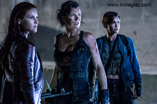 Resident Evil Movie Teaser Trailer Released