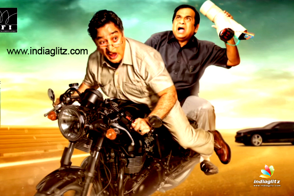 Kamal Haasan resumes work on Sabash Naidu