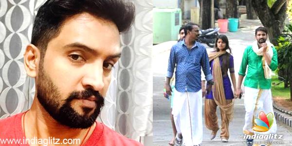 Santhanam Clarifies Rumors Claiming That He Has Married Ashna Zaveri Tamil Movie News Indiaglitz