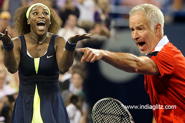 Serena Williams Has No Time For John McEnroe's Hot Take
