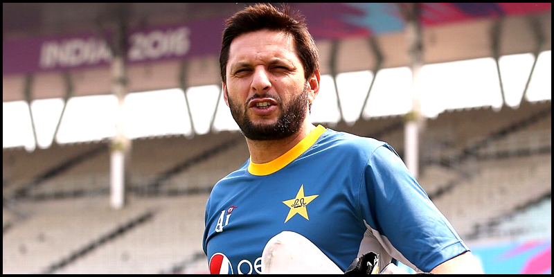 Afridi stokes controversy yet again, this time with IPL