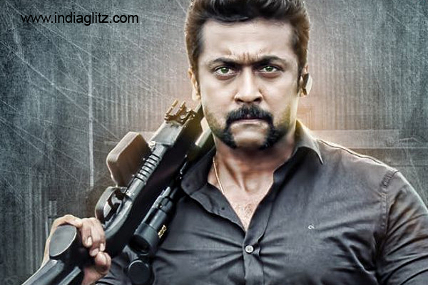 Suriya Anushka Si3 to release in more than 1900 theatres across ...
