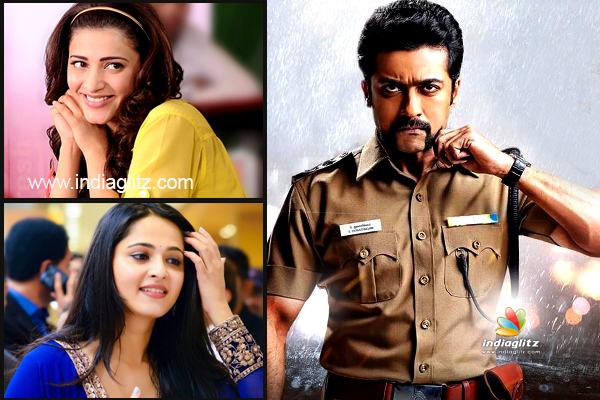 Suriya's Singam 3 teaser release date