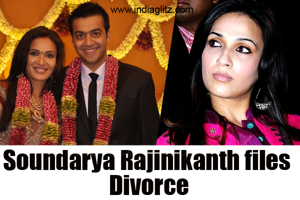 Rajinikanth wretched after his daughter Soundarya broke the marriage!