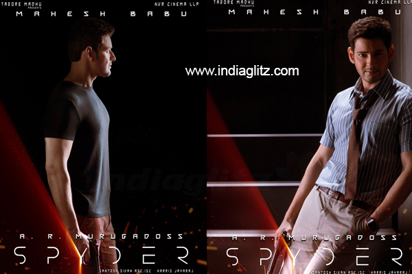 Spyder first look out: Mahesh Babu looks dapper as a police officer