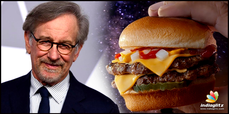 Steven Spielberg shoots down Carl's Jr.'s