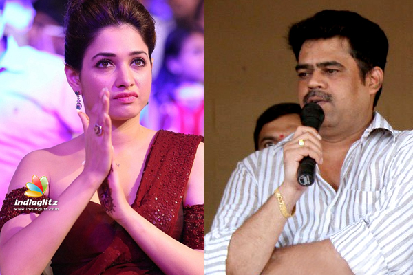 Tamannaah Bhatia lashes out at her director Suraaj