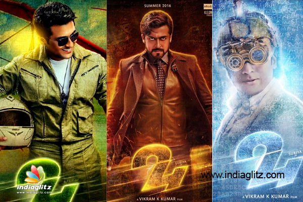 Watch 24 movie surya teaser movie in english with english - 24 surya images ...