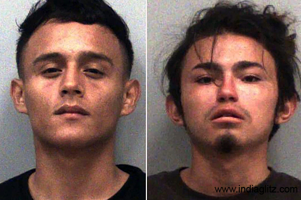 Teens accused of attacking, raping woman in front of son