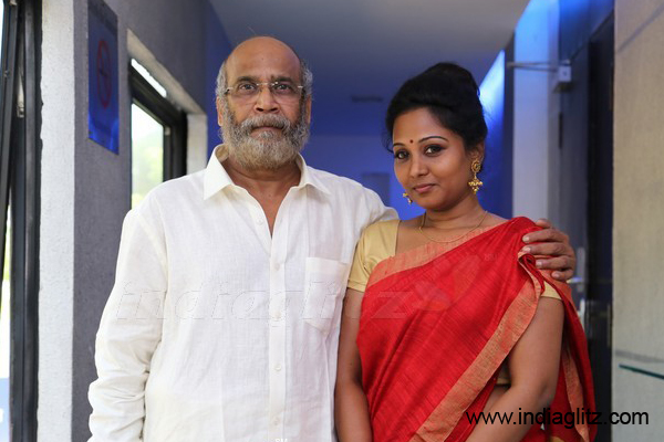 Director Velu Prabhakaran marries his heroine!
