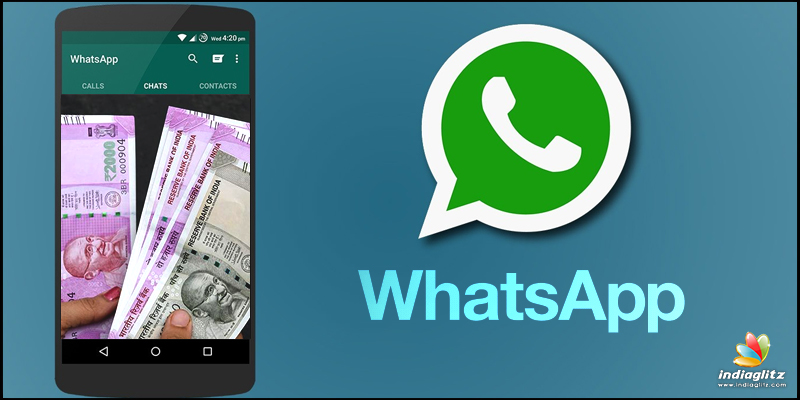 You will soon be able to WhatsApp money