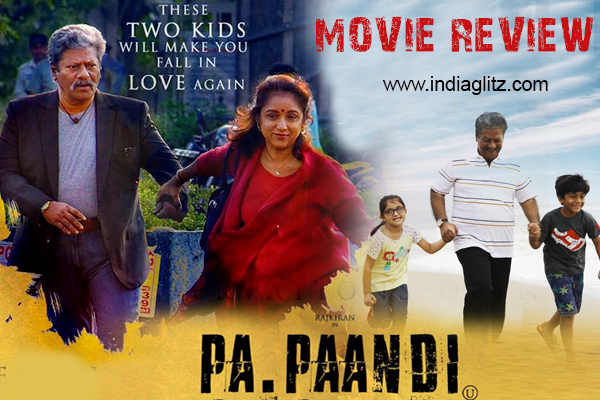 Dhanush's Pa Paandi to go to Tollywood