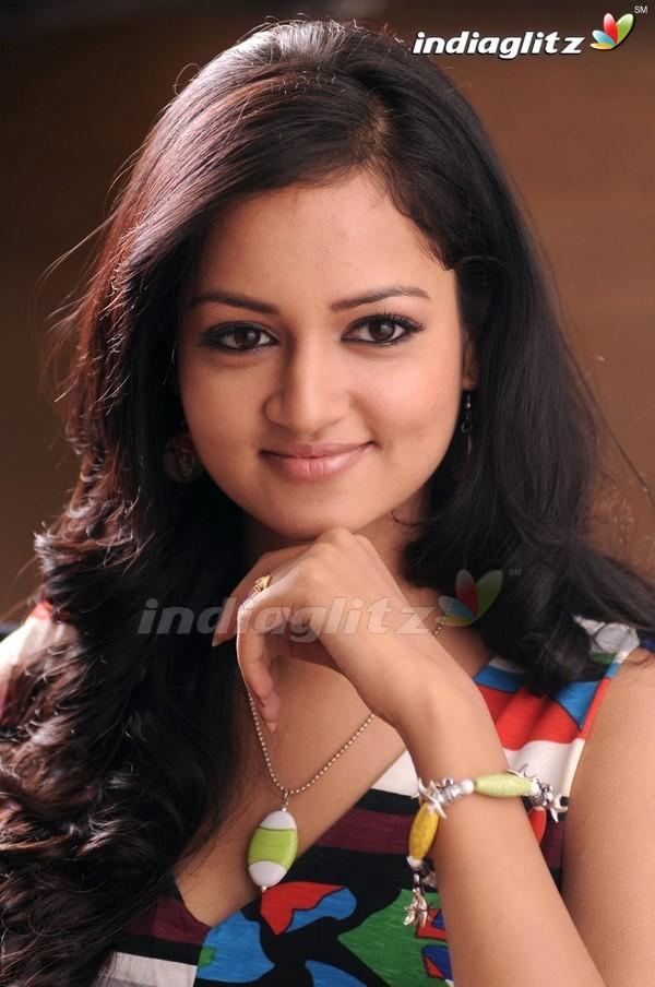 Sanvi Telugu Actress Image Gallery