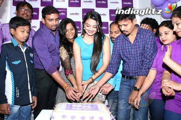 Events nikitha narayan launches family salon at abids for 16 image the family salon