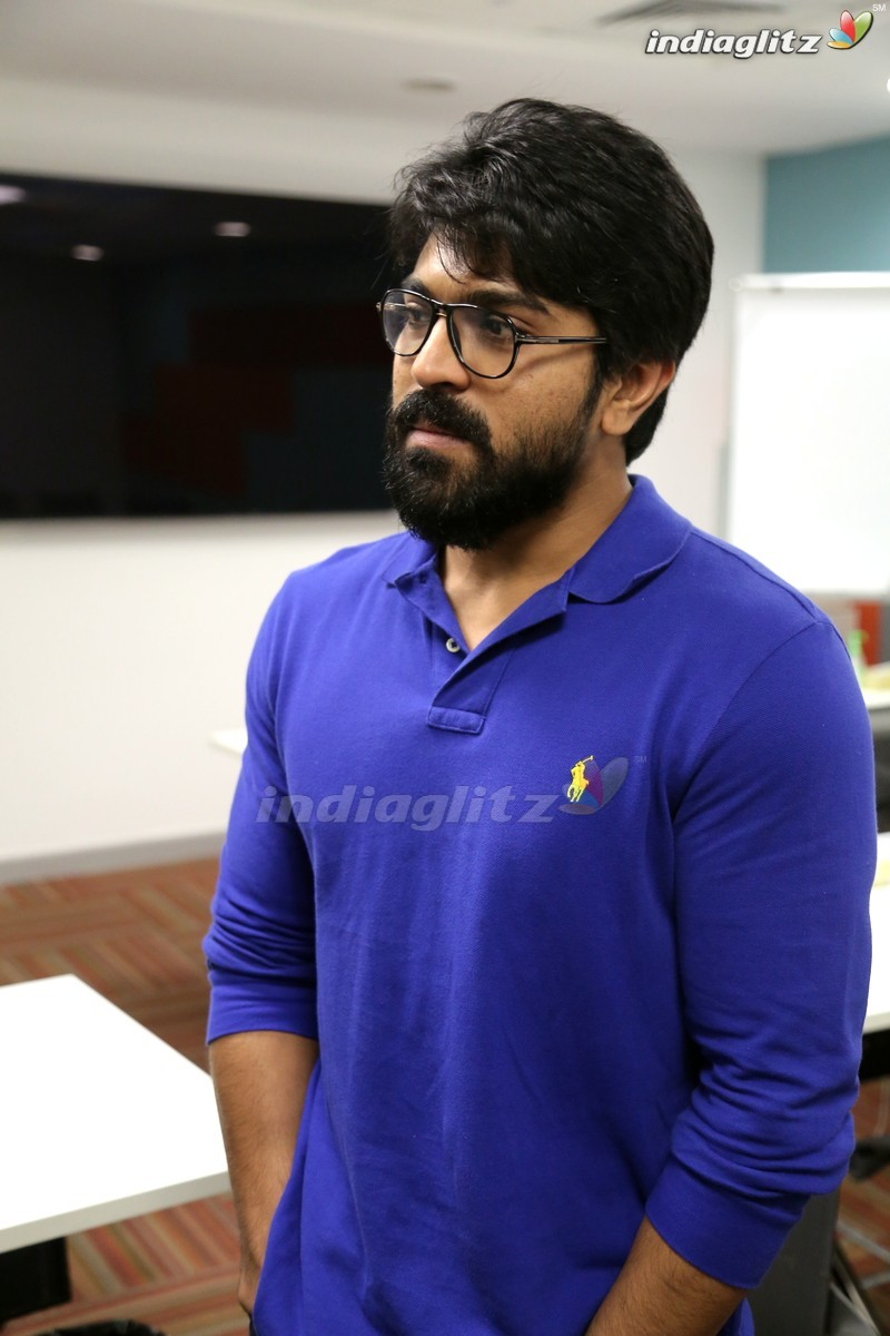 Events - Ram Charan At Facebook, Hyderabad Office gallery clips actors ...