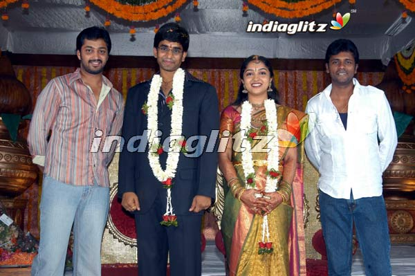 events satya prabhass wedding coverage gallery clips
