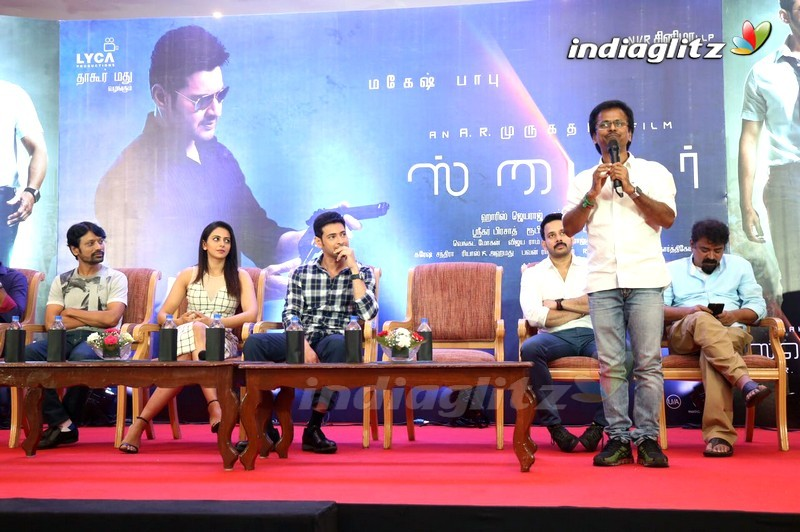 telugu film industry press meet on chennai