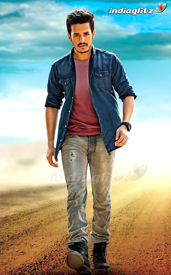 Akhil Telugu Movies Image Gallery