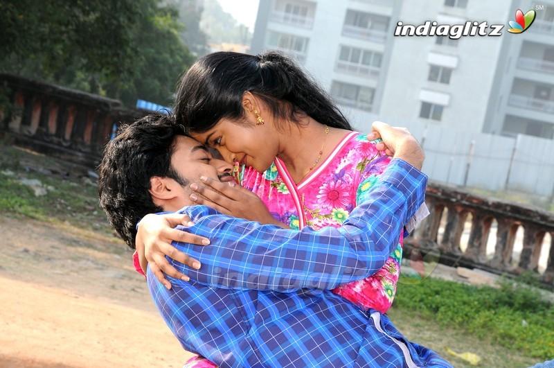Actress roshni in scene from a mallu movie 2