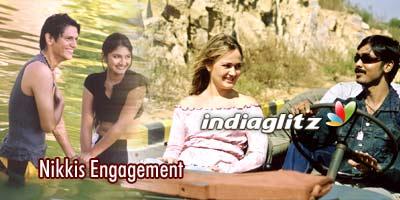Nikkis Engagement