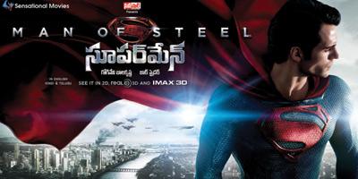 Superman Man Of Steel